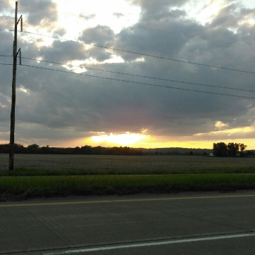 Sunset b051716