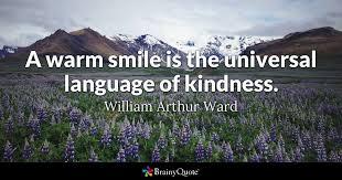 smile kind