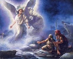 angel w sheph