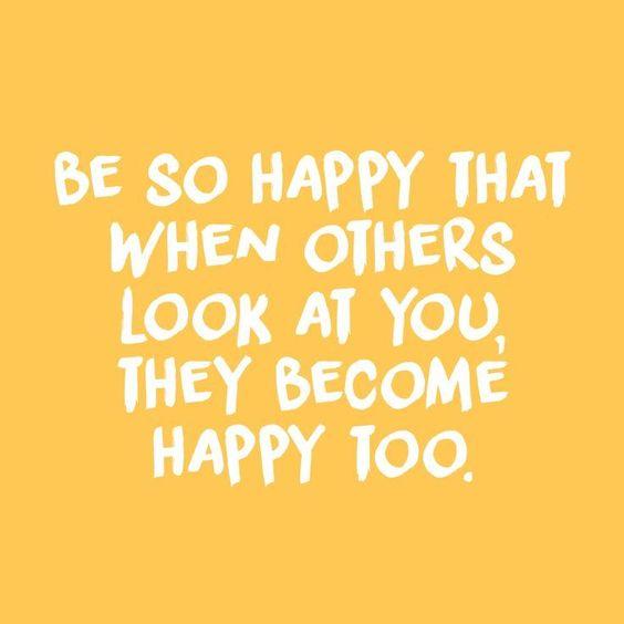 Happy too