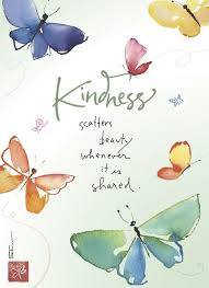 kindness butterfly