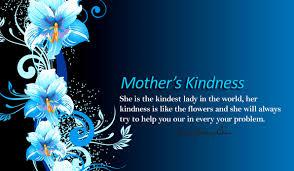 mother kind
