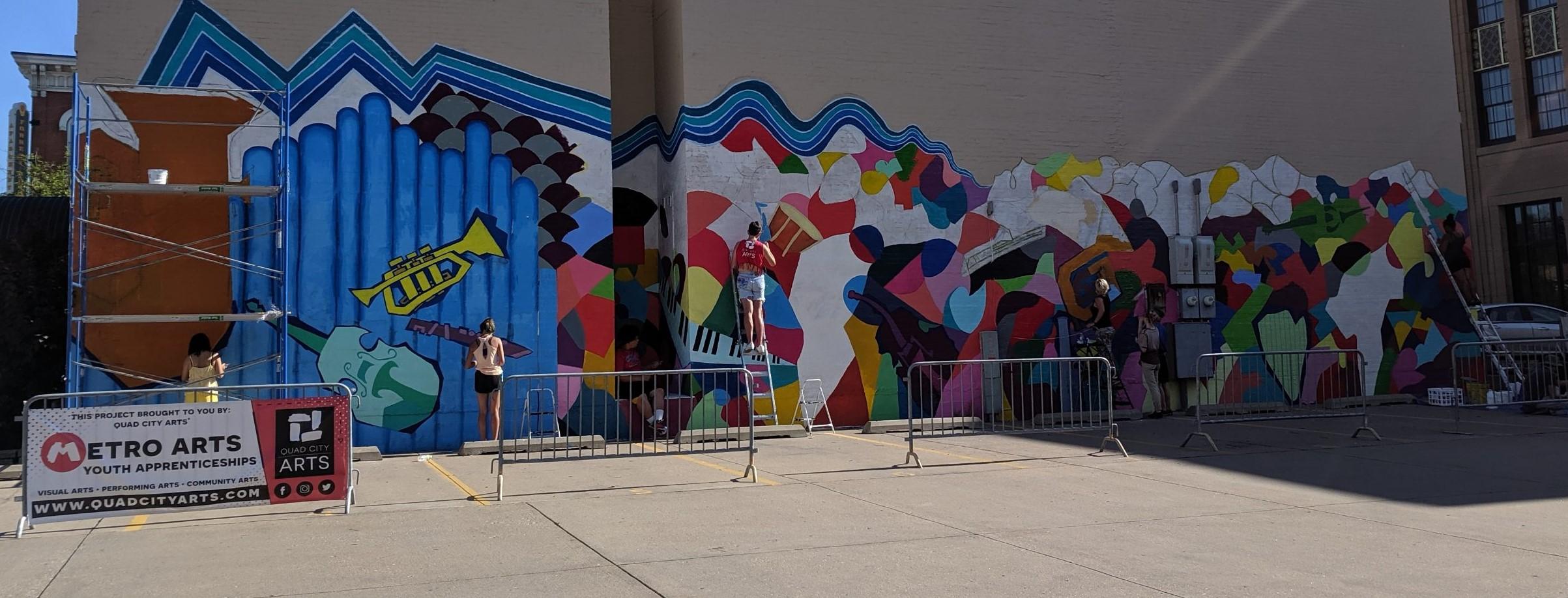 Symphony Wall
