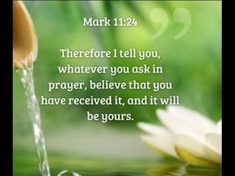 Prayer mark_11-24 2