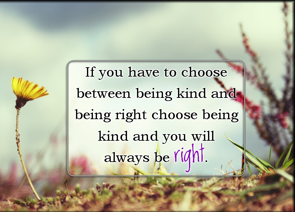 kind right