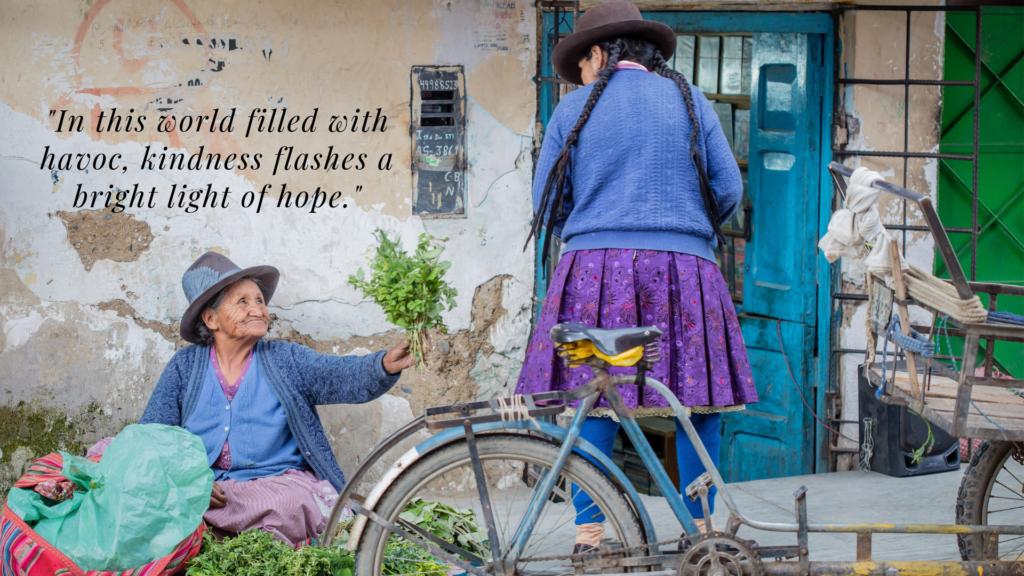 kindness hope