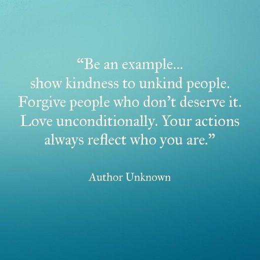 kind way