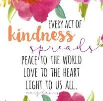 kindness peace