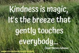 Kind breeze