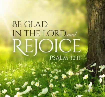 Psalm 32 11
