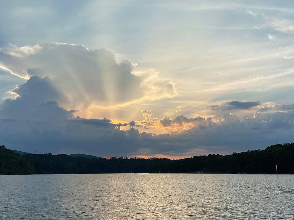 Sunset Alltona