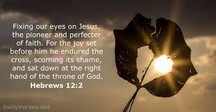 hebrews 12 2