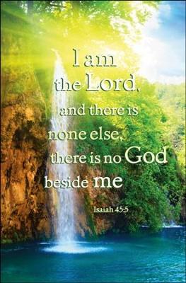 Isaiah 45 5
