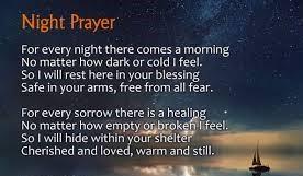 night prayer 2
