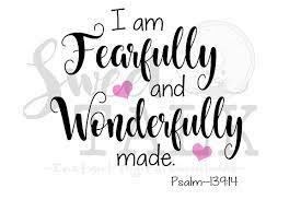 Psalm 139 14