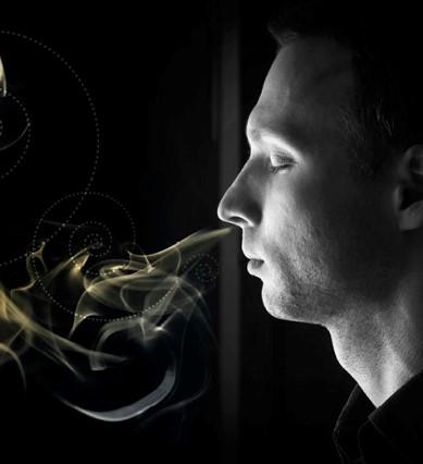 smoke smell